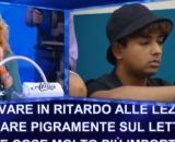 Amici 21, Inder viene cacciato via dalla prof Anna Pettinelli e lascia la scuola (Video).