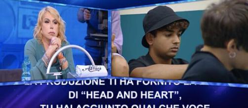 Amici21, Inder allontano dalla scuola, Pettinelli: 'Presa in giro dal tuo comportamento'.