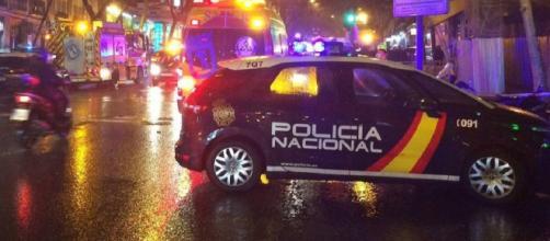 El crimen en San Blas tiene al hermano de la víctima como presinto autor del hecho. Foto: Twitter | (@policia)
