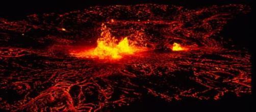 El volcán ha hundido en lava más de 620 viviendas y más de 100 de otras edificaciones (Creative Commons)