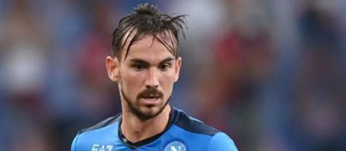 Fabian Ruiz, centrocampista del Napoli.