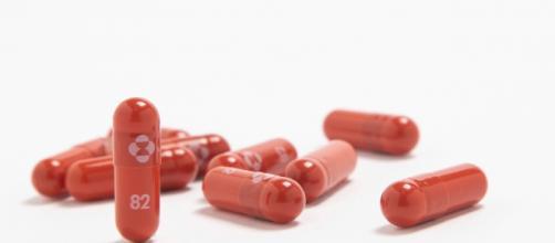 Laboratório dos Estados Unidos desenvolve remédio contra a Covid-19 (Divulgação/Merck)