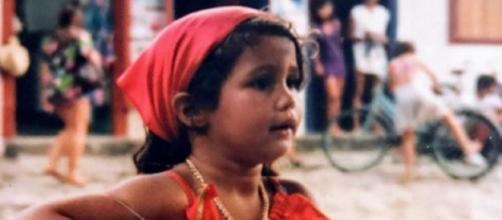 Nanda Costa publica foto de quando era criança (Reprodução/Instagram/@nandacosta)
