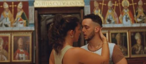 El videoclip de C. Tangana contiene varias escenas subidas de tono (Youtube, C. Tangana)