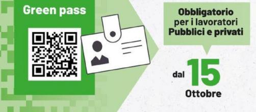 Green Pass obbligatorio per dipendenti pubblici e privati dal 15 ottobre.