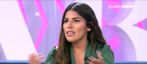 Isa Pantoja se ha mostrado indignada con su hermano. (Telecinco)