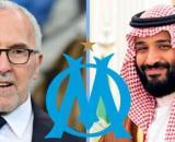 Vente OM : Après Newcastle, les Saoudiens foncent sur Marseille (capture YouTube et montage photo)