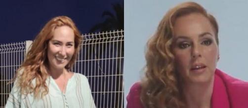 Chayo Mohedano no ve con buenos ojos la relación de su prima Rocío Carrasco con la 'Fábrica de la Tele'. (Imágenes: @rosariomohedano/Telecinco)