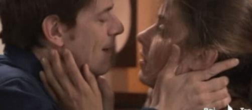 Filippo e Serena in una scena di Upas