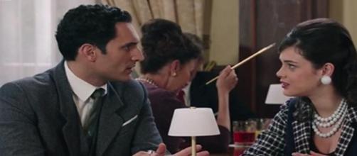 Il Paradiso delle signore, trame 18-22 ottobre: Tina confiderà a Conti la fine con Sandro.