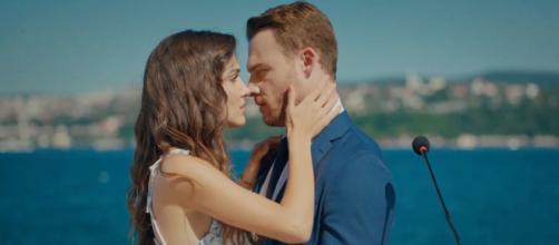 Love is in the air, anticipazioni 18 ottobre: Serkan tornerà in città per aiutare Eda.