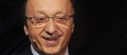 Luciano Moggi, ex dirigente della Juventus.