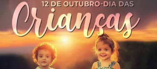 Pastor Isidório Filho compartilha homenagem em Dia das Crianças (Reprodução/Instagram/@pastorisidoriofilho)