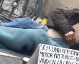 El mendigo era obligado a vivir en condiciones extremas (Mossos d'Esquadra)