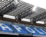 Nella foto lo stadio Diego Armando Maradona di Napoli.