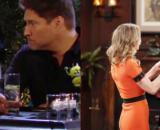 Beautiful, trame Usa: Finn e Hope spiano un bacio tra Sheila e Deacon, Donna ama Eric.