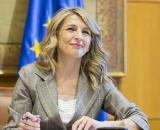 Yolanda Díaz, actual vicepresidente segunda del gobierno español. Foto: Wikimedia Commons