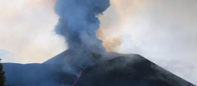 Última hora: se registró un seísmo de 4,6 grados en el volcán de La Palma (Vídeo)