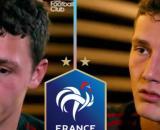 Benjamin Pavard honnête sur son rôle en équipe de France. (crédit Twitter)