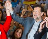 En Valencia la campaña del PP en 2011 también es investigada (Twitter/marianorajoy)