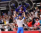 Filippo Ganna, Campione Olimpico a Tokyo 2020.