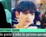 La madre del menor discapacitado se pronuncia (Telecinco)
