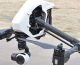El rescate de los perros tuvo la intervención de la compañía de drones Aerocámaras a cargo de Jaime Pereira (Flickr)