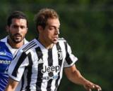 Nikola Sekulov, centrocampista della Juventus under 23.