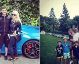Villas, Lamborghini, l'immense patrimoine du couple Icardi vient de fuiter (captures YouTube)