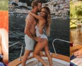 Julien se rapproche de nouveau de Hilona : 'c'est de l'amour', les internautes réagissent - Source : montage, Instagram