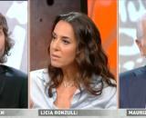 Licia Ronzulli a Dritto e Rovescio: 'Chi non si vaccina è un parassita'.