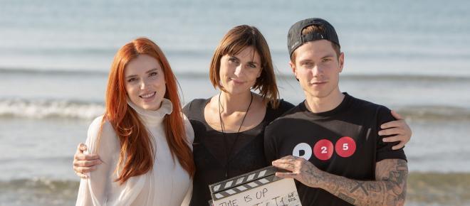 Time is up, in arrivo al cinema il film di Elisa Amoruso con Benji e Bella Thorne