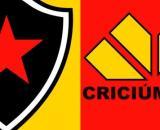Saiba onde assistir Botafogo x Criciúma ao vivo (Arte/Eduardo Gouvea)