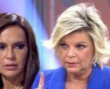 Terelu Campos ha contado en 'Viva la vida' que Olga Moreno está investigando sobre Antonio David Flores - Collage Captura de pantalla