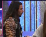 Adara Molinero sufre un ataque de ansiedad durante 'La noche de los secretos' (Telecinco)