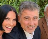 Un posto al sole: Nina Soldano, Peppe Zarbo e Patrizio Rispo.