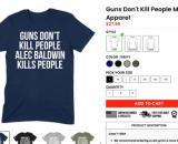 Las camisetas se pueden comprar en la tienda online de Donald Trump Jr. (Twitter/@Nanisimo)