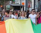 Marcha del 'Orgullo Gay ' en Valencia, donde han sucedido los hechos. (Wikimedia Commons)