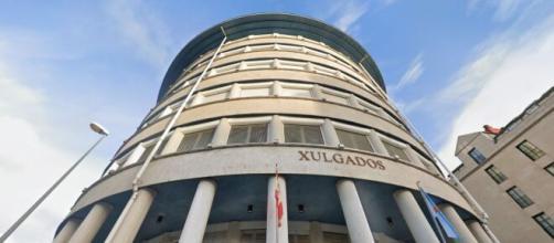 La sentencia fue emitida en los Juzgados de Pontevedra (Google Street View)