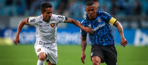 Sport venceu o Grêmio em Porto Alegre (Lucas Uebel/Grêmio)
