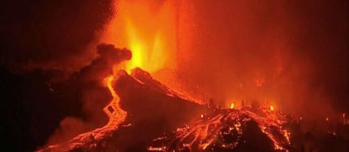 Volcán de Cumbre Vieja (Pevolca)