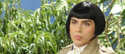Aos 42 anos morre o ator Caike Luna (Reprodução/TV Globo)