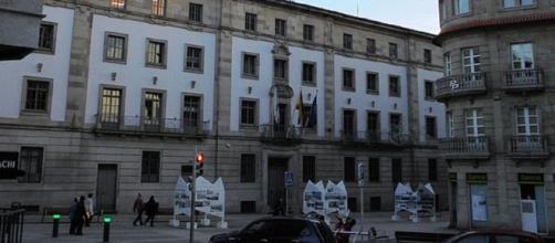 La Audiencia Provincial de Pontevedra (Wikimedia Commons)