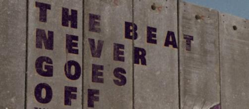 Tamer's latest single 'The Beat Never Goes Off' (Image source: Instagram/@tamer_nafar)