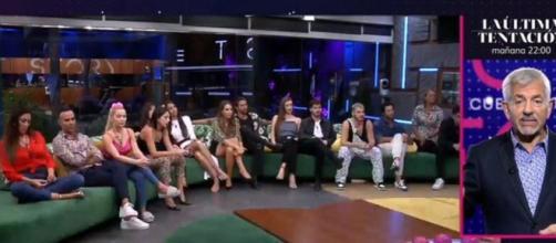 Carlos Sobera abronca a los concursantes y la audiencia lo acusa de favoritismo (@SecretStory)
