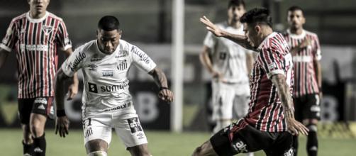 Clássico San-São será uma das atrações da rodada (Ivan Storti/Santos FC)