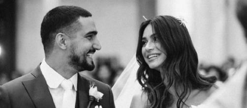 Thaila Ayala e Renato Góes celebram 2 anos de casados (Reprodução/Instagram/@thailaayala)