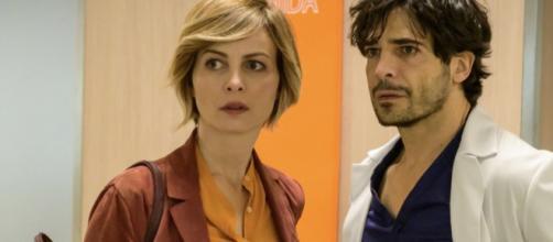 Fino all'ultimo battito spoiler quarta puntata: Elena non vuole più sposare Mancini.