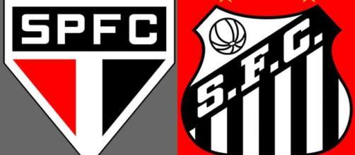 Onde assistir São Paulo x Santos (Arte/Eduardo Gouvea)