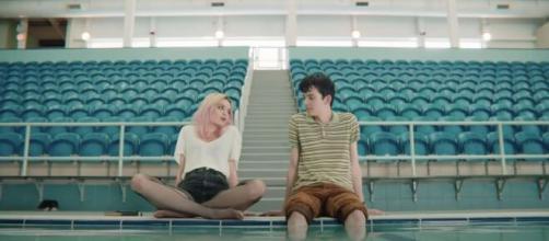Scene of 'Sex Education' (Image source: Netflix)